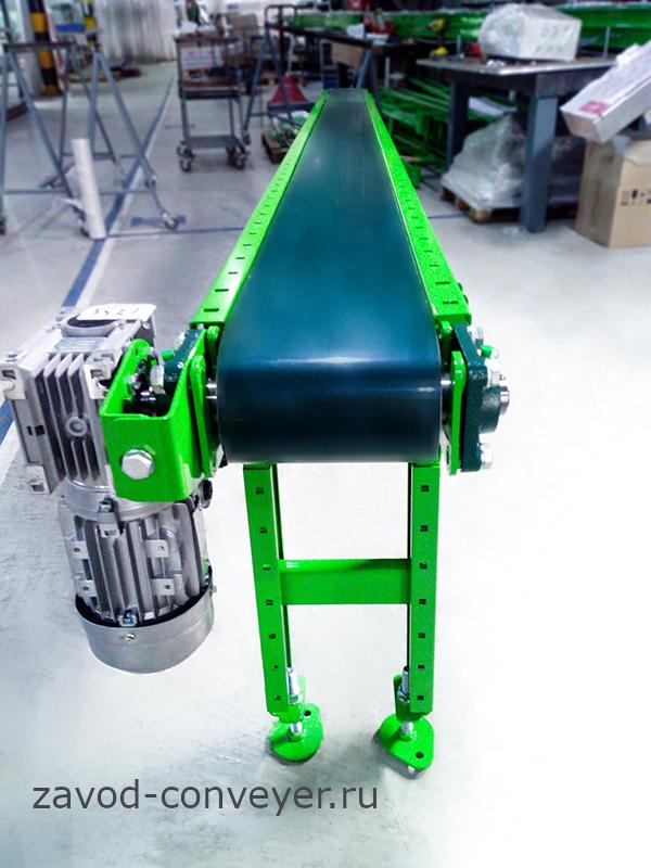 Конвейер горизонтальный ТРАЯНА-ТЛГ 5000/800/800/R50/V89