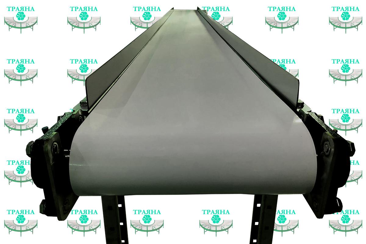 Ленточный конвейер из нержавеющей стали