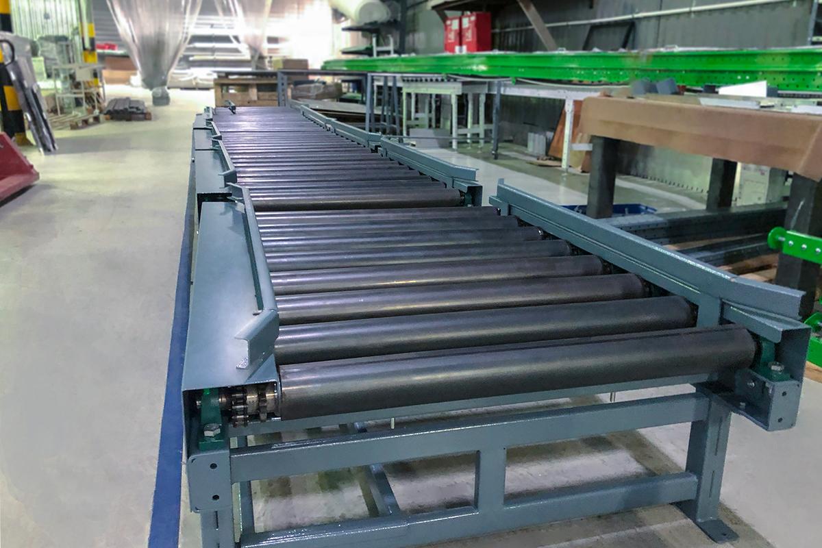 Производство конвейеров в Москве от ООО Траяна