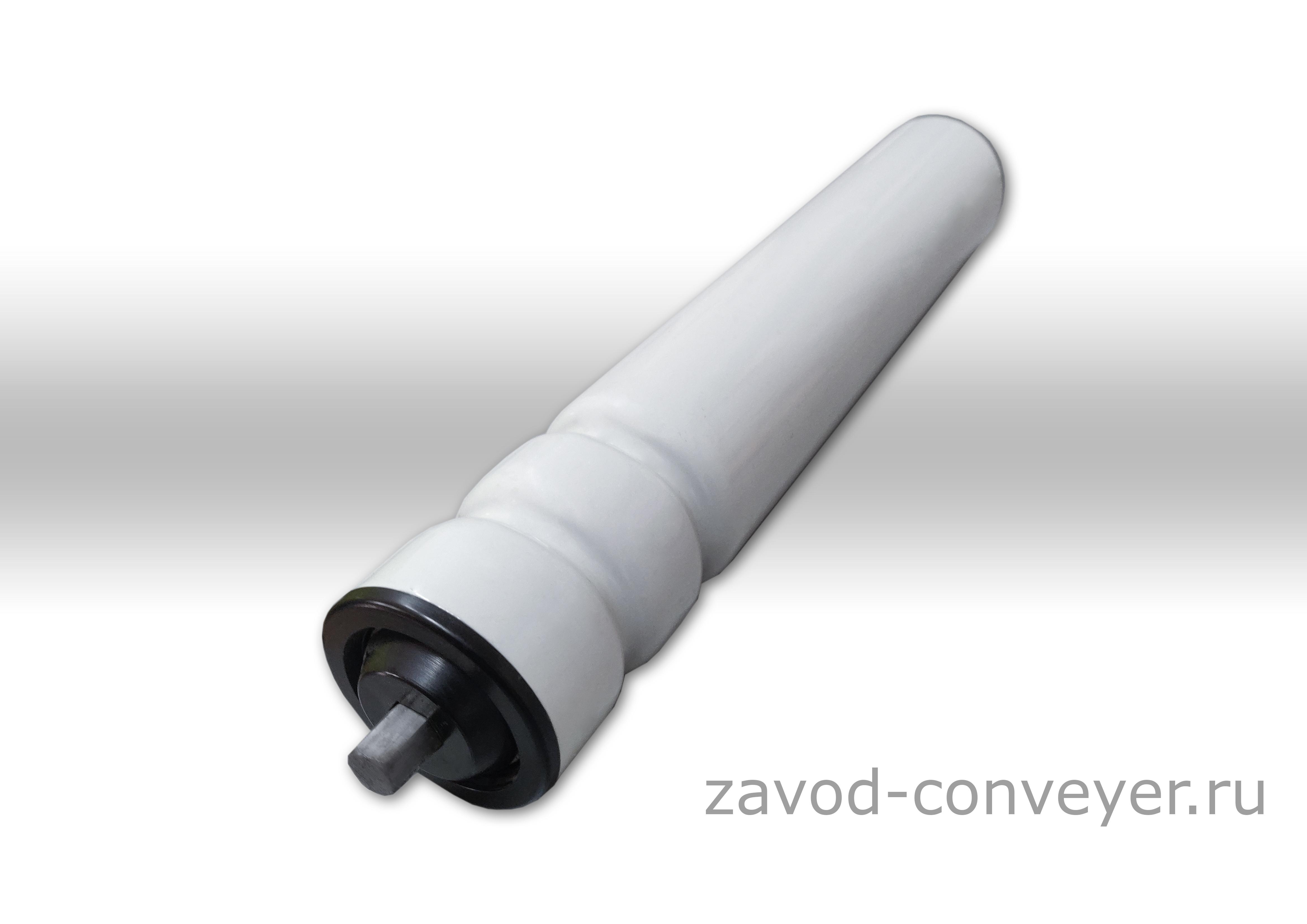 Ролик конвейерный приводной нержавеющий D48/L200