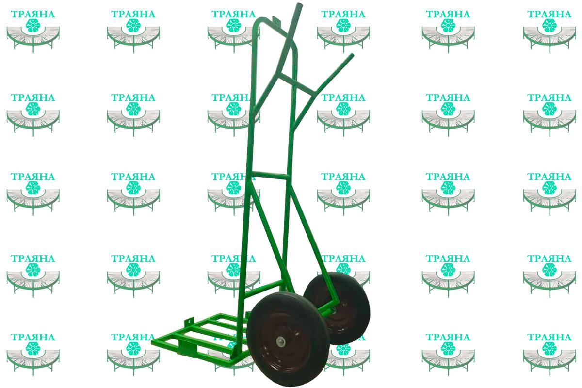 Тележка двухколёсная складская ручная ТРАЯНА-ТДСР 200