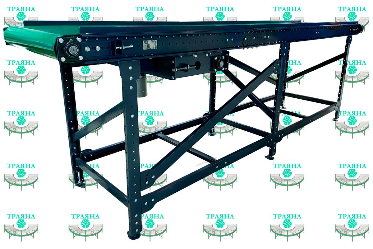 Сортировочный конвейер для компании Вайлдберриз